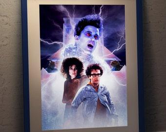 Ghostbusters Fan Art Poster