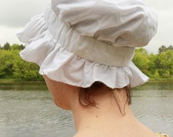 1790s Day Cap