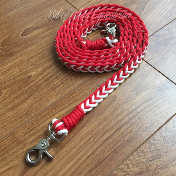 Canadian Paracord Reins