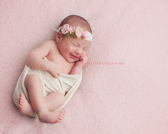 Newborn fairy headband