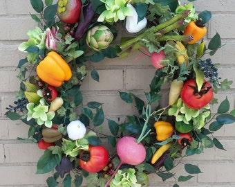 Delightful Garden Wreath
