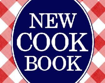 New Cook Book - Recipe Album
