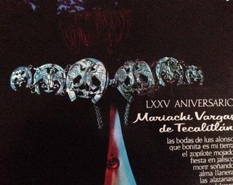 Mariachi Vargas de Tecatitlan -LXXV Aniversario - vinyl record