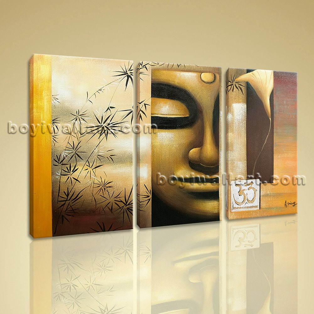 Large Buddha Wall Art - Elitflat