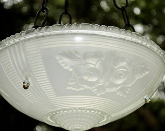 Glass Bird Feeders - hanging bird bath - bird feeder