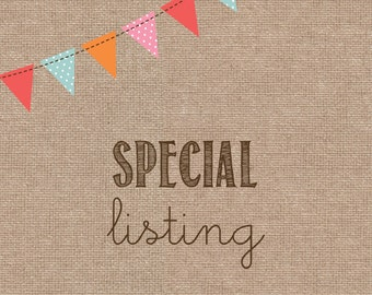Special listing for Lanie Racca