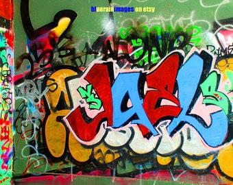 In The Void, Graffiti, Street Art, Urban Art, Urban Decay, Urban Decor