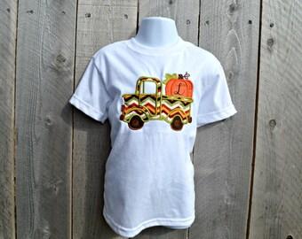 Boys fall tshirt, boys halloween tshirt, siblings matching, brother and sister