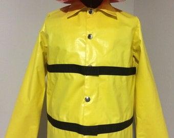 Firefighter Raincoat Costume