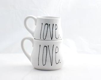 coffee mug gift, couple mug, large coffee mugs, wedding coffee mug, inspirational mug, bridesmaid gift mug, wedding gift, white mug