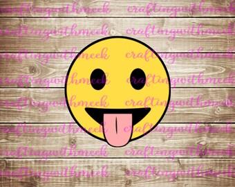 Tongue Out  Emoji
