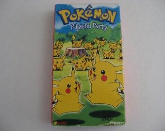 Pokemon - Pikachu Party - 1997