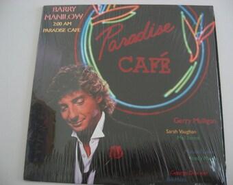 Barry Manilow - Paradise Cafe - Circa 1984