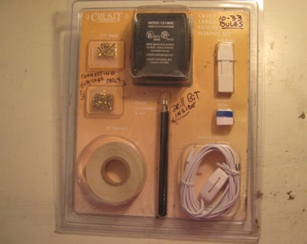 Electrical Kit For Doll House
