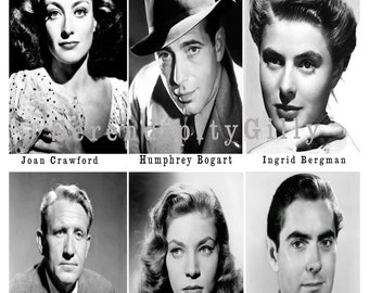 12 New Movie Stars of the 1930s