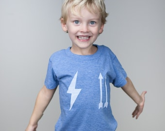 Thunder Up Kids Tee
