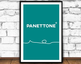 Color of the year, Printable color of the year, Funny color poster, Pantone wall art, Pantone home decor,  Printable color pantone