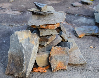 Rock Stack Photograph Instant Download