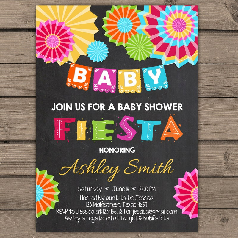 Baby Shower Invitaciones En Español as awesome invitations template