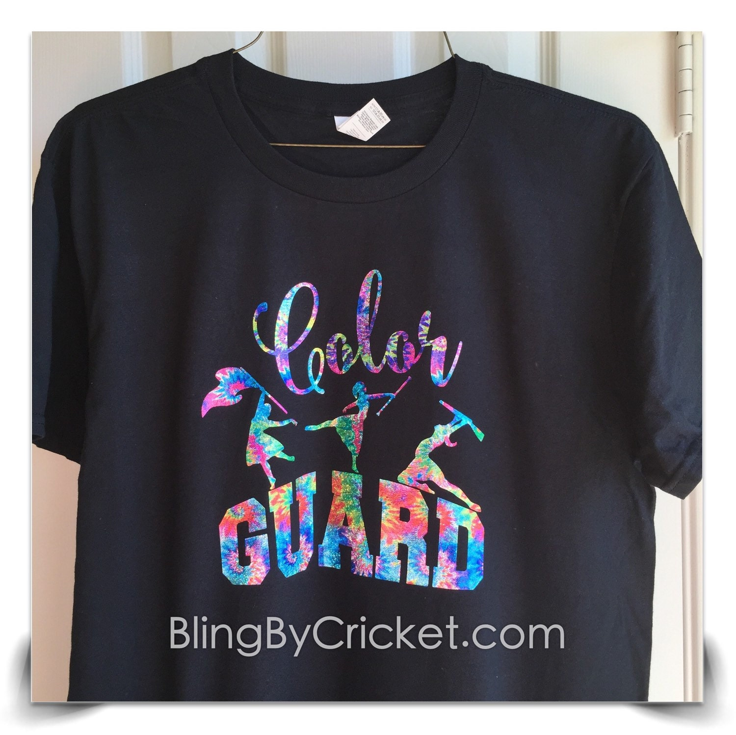 Color Guard Tee Shirt Designs