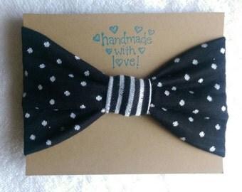 Baby Girl Turban Headband, Polka Dot Turban Headband, Baby girl hair accessories, Striped Headband, Polka Dot Headband