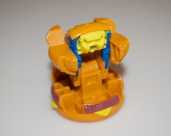 McDonald's Quarter Pounder Hamburger Changeables Happy Meal Toy 1987