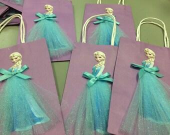 Frozen Elsa goodie bag