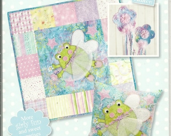 Gifts 'n Giggles:  Fairy Blossom Sewing Pattern