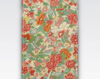 Case for iPhone 8, iPhone 6s,  iPhone 6 Plus,  iPhone 5s,  iPhone SE,  iPhone 5c,  iPhone 7  - Vintage Chinese Floral Patterned