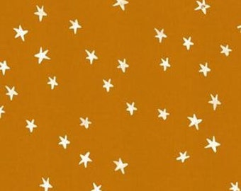 In Stock! Printshop Starry in Earth by Alexia Marcell Abegg for Cotton and Steel