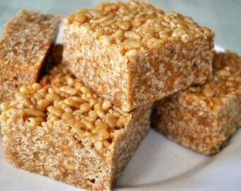 Organic Whole Grain Marshmallow Bars
