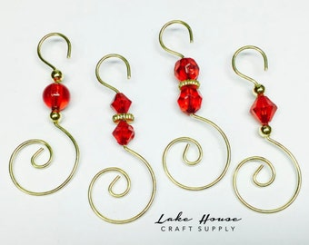 Specialty Ornament Hooks. Heavy Weight Ornament Hooks. Specialty Hooks.