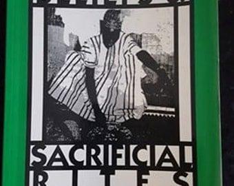 Vintage Book: Yoruba Beliefs and Sacrificial Rites by J Omosade Awolalu