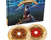 Don Rosa and Tuomas Holopainen: Life and Times of Scrooge 2-CD Album Digibook SIGNED by Don Rosa