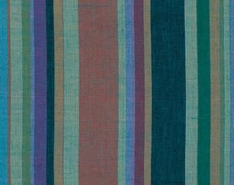 1/2 yard Kaffe Fassett Roman Stripe Dusk fabric