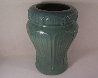 Haegar Vase Jardinaire Large Green       S851