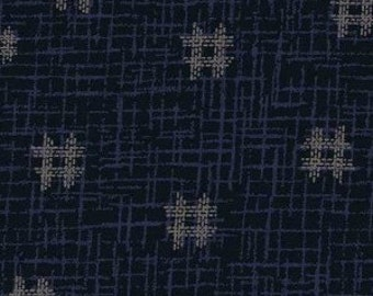 100% cotton, fabric, extra wide, ink blue, grey, quilt backing, quilt fabric, masculine,