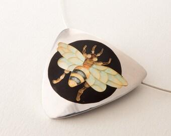 Bumblebee Pendant