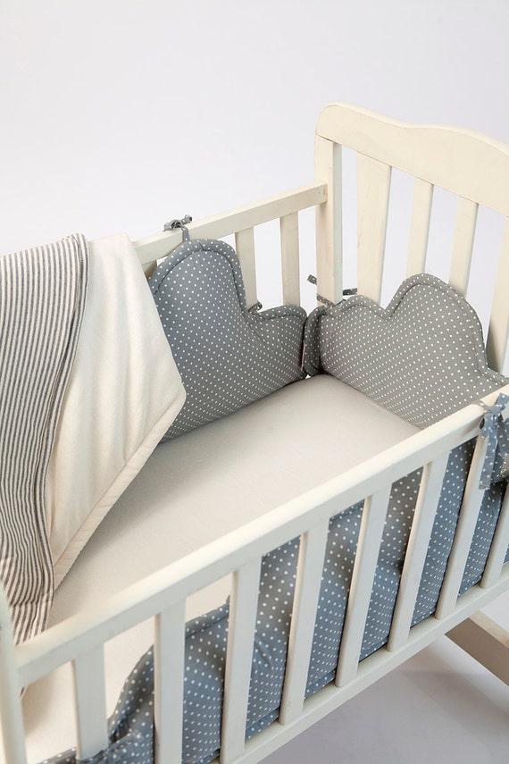 Crib Bumper Cradle Bumper Baby Cot Bumper By