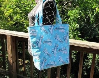 Large Elsa Tote Bag
