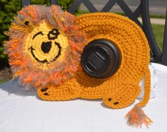 Lion Camera Buddy
