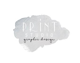 Custom Premade Logo Design - Print Studio