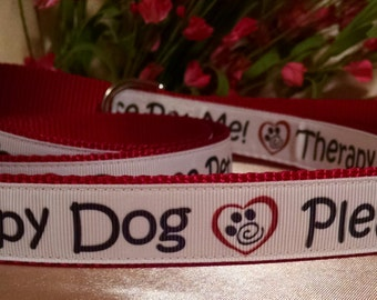 Therapy Dog Leash