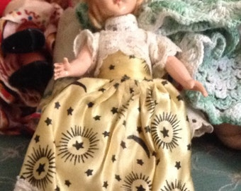 Lovely Vintage Storybook style Doll