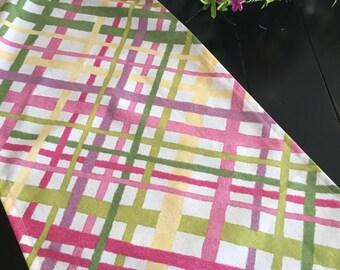 Spring Print Table Runner