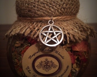 Authentic handmade love spell / casting herbs