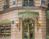 Ladurée Paris Photography, French Macaron, Paris Street Travel Photography, Pastry Shop 8x10, 11x14, 16x24, 20x30, Home Decor, Photography