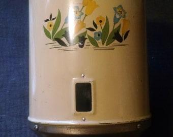 Vintage, Meas-O-Matic, Coffee Dispenser, Flour Dispenser