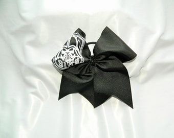 Star Wars Sith Cheer Bow Hair Bow