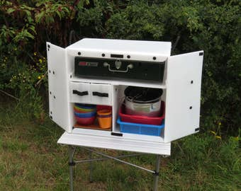 Keep your Camp Kitchen organized and ready for adventure